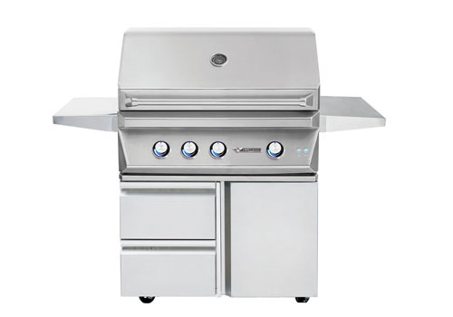 Twin Eagles Freestanding Grills